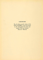 Page 5, 1932 Edition, University of Chicago - Cap and Gown Yearbook (Chicago, IL) online yearbook collection