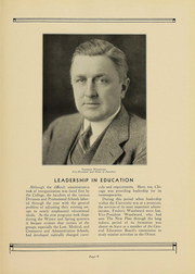 Page 9, 1932 Edition, University of Chicago - Cap and Gown Yearbook (Chicago, IL) online yearbook collection