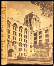 1945 Edition, University of Chicago - Cap and Gown Yearbook (Chicago, IL)