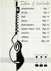 Page 7, 1964 Edition, Laurel Crest Academy - Crest Yearbook (Bristol, CT) online yearbook collection
