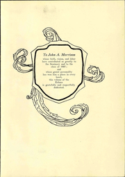 Page 11, 1927 Edition, Anderson University - Echoes Yearbook (Anderson, IN) online yearbook collection