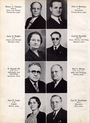 Page 17, 1942 Edition, Anderson University - Echoes Yearbook (Anderson, IN) online yearbook collection