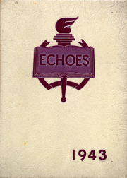 Anderson University - Echoes Yearbook (Anderson, IN) online yearbook collection, 1943 Edition, Page 1