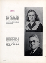 Page 16, 1943 Edition, Anderson University - Echoes Yearbook (Anderson, IN) online yearbook collection