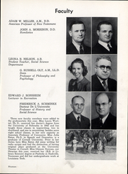 Page 20, 1943 Edition, Anderson University - Echoes Yearbook (Anderson, IN) online yearbook collection