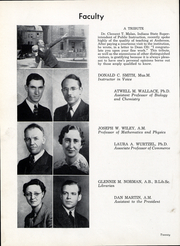 Page 21, 1943 Edition, Anderson University - Echoes Yearbook (Anderson, IN) online yearbook collection