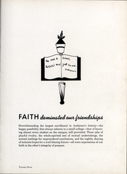 Page 24, 1943 Edition, Anderson University - Echoes Yearbook (Anderson, IN) online yearbook collection