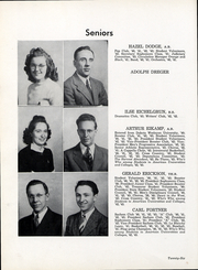 Page 27, 1943 Edition, Anderson University - Echoes Yearbook (Anderson, IN) online yearbook collection