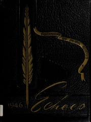 1946 Edition, Anderson University - Echoes Yearbook (Anderson, IN)