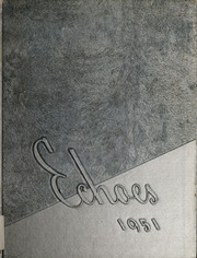 1951 Edition, Anderson University - Echoes Yearbook (Anderson, IN)