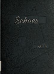 1955 Edition, Anderson University - Echoes Yearbook (Anderson, IN)