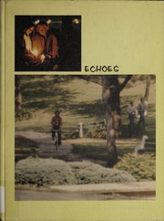 1977 Edition, Anderson University - Echoes Yearbook (Anderson, IN)