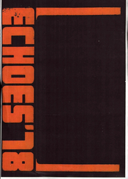 1978 Edition, Anderson University - Echoes Yearbook (Anderson, IN)