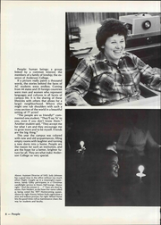 Page 14, 1978 Edition, Anderson University - Echoes Yearbook (Anderson, IN) online yearbook collection