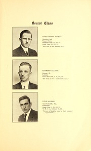 Page 15, 1912 Edition, Wabash College - Wabash Yearbook (Crawfordsville, IN) online yearbook collection