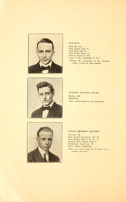 Page 16, 1912 Edition, Wabash College - Wabash Yearbook (Crawfordsville, IN) online yearbook collection