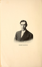 Page 8, 1912 Edition, Wabash College - Wabash Yearbook (Crawfordsville, IN) online yearbook collection