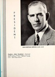 Page 17, 1933 Edition, Wabash College - Wabash Yearbook (Crawfordsville, IN) online yearbook collection