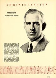 Page 15, 1937 Edition, Wabash College - Wabash Yearbook (Crawfordsville, IN) online yearbook collection