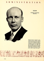 Page 16, 1937 Edition, Wabash College - Wabash Yearbook (Crawfordsville, IN) online yearbook collection