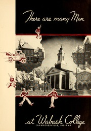 Page 5, 1937 Edition, Wabash College - Wabash Yearbook (Crawfordsville, IN) online yearbook collection
