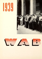 Page 6, 1939 Edition, Wabash College - Wabash Yearbook (Crawfordsville, IN) online yearbook collection