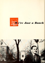 Page 8, 1939 Edition, Wabash College - Wabash Yearbook (Crawfordsville, IN) online yearbook collection