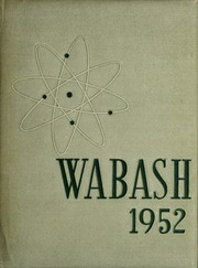 Wabash College - Wabash Yearbook (Crawfordsville, IN) online yearbook collection, 1952 Edition, Page 1