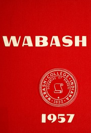 Wabash College - Wabash Yearbook (Crawfordsville, IN) online yearbook collection, 1957 Edition, Page 1