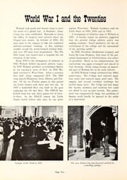 Page 14, 1958 Edition, Wabash College - Wabash Yearbook (Crawfordsville, IN) online yearbook collection