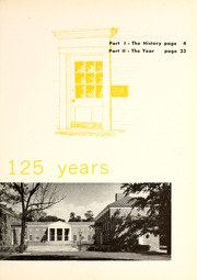 Page 7, 1958 Edition, Wabash College - Wabash Yearbook (Crawfordsville, IN) online yearbook collection