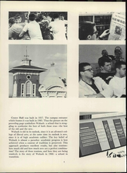 Page 10, 1964 Edition, Wabash College - Wabash Yearbook (Crawfordsville, IN) online yearbook collection