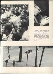 Page 15, 1964 Edition, Wabash College - Wabash Yearbook (Crawfordsville, IN) online yearbook collection