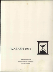 Page 7, 1964 Edition, Wabash College - Wabash Yearbook (Crawfordsville, IN) online yearbook collection