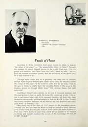 Page 14, 1937 Edition, Fort Wayne Bible College - Light Tower Yearbook (Fort Wayne, IN) online yearbook collection