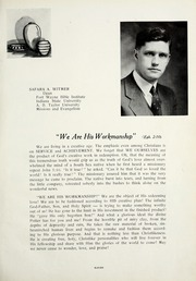 Page 15, 1937 Edition, Fort Wayne Bible College - Light Tower Yearbook (Fort Wayne, IN) online yearbook collection