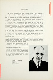 Page 15, 1938 Edition, Fort Wayne Bible College - Light Tower Yearbook (Fort Wayne, IN) online yearbook collection