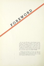 Page 8, 1938 Edition, Fort Wayne Bible College - Light Tower Yearbook (Fort Wayne, IN) online yearbook collection