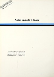 Page 16, 1939 Edition, Fort Wayne Bible College - Light Tower Yearbook (Fort Wayne, IN) online yearbook collection