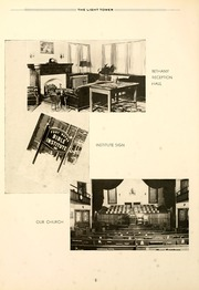 Page 12, 1940 Edition, Fort Wayne Bible College - Light Tower Yearbook (Fort Wayne, IN) online yearbook collection