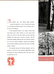Page 12, 1944 Edition, Fort Wayne Bible College - Light Tower Yearbook (Fort Wayne, IN) online yearbook collection