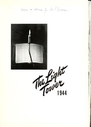 Page 5, 1944 Edition, Fort Wayne Bible College - Light Tower Yearbook (Fort Wayne, IN) online yearbook collection