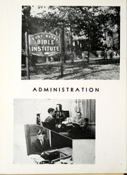 Page 12, 1947 Edition, Fort Wayne Bible College - Light Tower Yearbook (Fort Wayne, IN) online yearbook collection