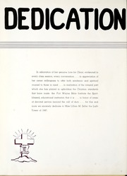 Page 8, 1947 Edition, Fort Wayne Bible College - Light Tower Yearbook (Fort Wayne, IN) online yearbook collection