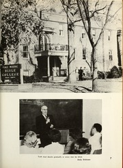 Page 11, 1956 Edition, Fort Wayne Bible College - Light Tower Yearbook (Fort Wayne, IN) online yearbook collection