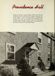 Page 14, 1956 Edition, Fort Wayne Bible College - Light Tower Yearbook (Fort Wayne, IN) online yearbook collection