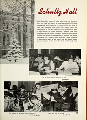 Page 17, 1956 Edition, Fort Wayne Bible College - Light Tower Yearbook (Fort Wayne, IN) online yearbook collection