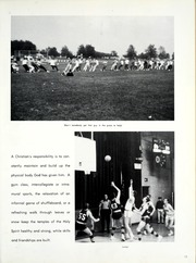 Page 11, 1966 Edition, Fort Wayne Bible College - Light Tower Yearbook (Fort Wayne, IN) online yearbook collection