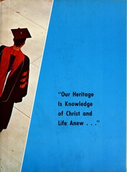 Page 3, 1966 Edition, Fort Wayne Bible College - Light Tower Yearbook (Fort Wayne, IN) online yearbook collection