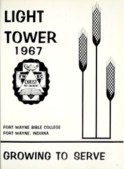 Page 5, 1967 Edition, Fort Wayne Bible College - Light Tower Yearbook (Fort Wayne, IN) online yearbook collection